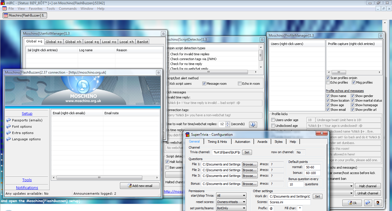TechGear007 - File Database Buzzen Scripts